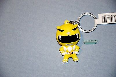 Power Rangers Figural Keyring Series Yellow Ranger