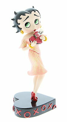 THE DANBURY MINT Betty Boop Hugs And Kisses Figures 7""