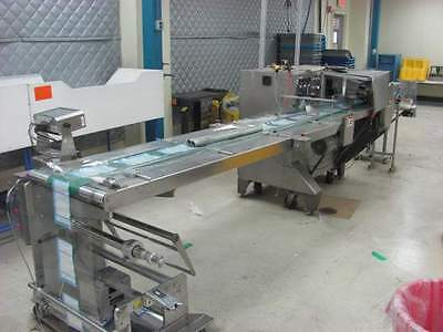 Allpac Inc Fill & Seal Inverted Commercial Packaging Wrapping Machine