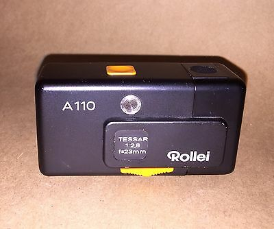 Rollei A110 Made In Germany
