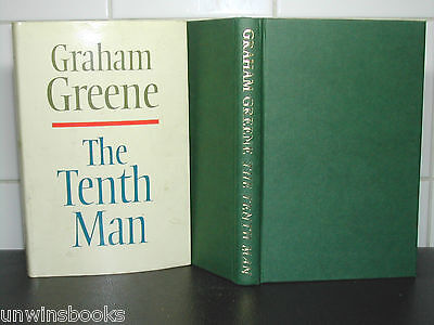 GRAHAM GREENE The Tenth Man HB DJ 1st Ed FIRST EDITION 1944 Novel Hardback Book