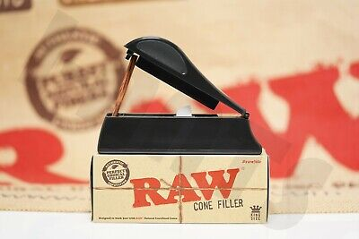 RAW Rolling Papers Cone Filler King Size