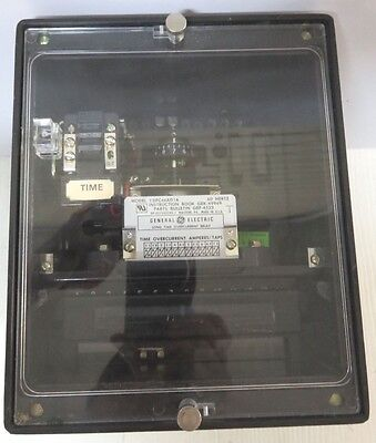 General Electric 12 Ifc 66Ad1A Long Time Overcurrent Relay