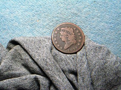 1814 Large Cent!! VF Detail! (106)