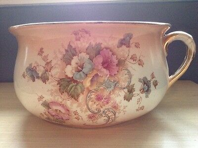Beautiful late 1800's S.F. & Co. England Chamber Pot