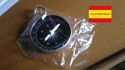 Compass for el keychain Compass hiking Compass keyring
