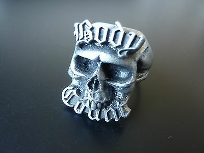 Vintage Original Body Count Logo Skull Ring 1994 Euro Tour Rare Ice-T Syndicate