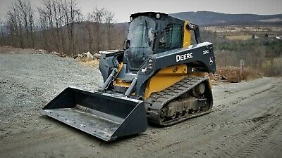 2013 Case Cx55B Excavator Loaded A/c Angle Blade Hydraulic Thumb Ready To Work!