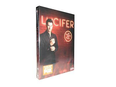 Lucifer: The Complete First Season 1 (DVD, 2016, 3-Disc Set)
