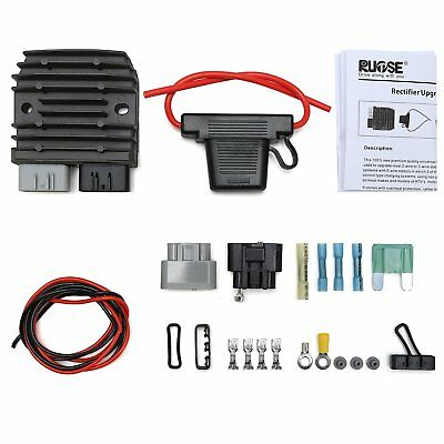 Rupse FH020AA REGULATOR/RECTIFIER KIT REPLACES FH012AA For Motorcycle