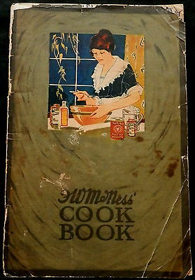 F. W. McNESS' Cook Book FURST-McNESS COMPANY Freeport, Illinois