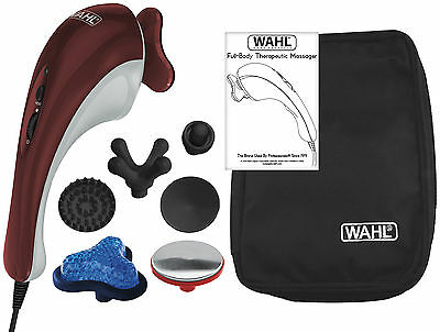 Wahl Clipper 4295-400 Hot & Cold Custom Body Therapeutic Massager