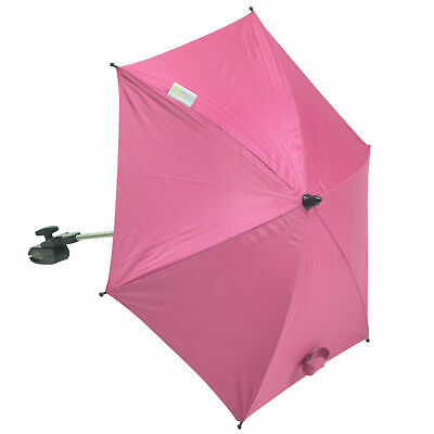 Baby Parasol compatible with Quinny Moodd Hot Pink