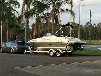 Sea Ray 20FT Bowrider 2006 5.0L V8