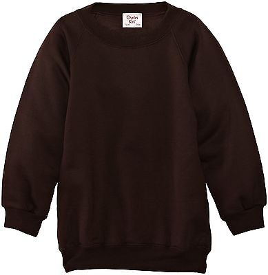 (TG. C38 IN- UK) Charles Kirk Coolflow - Felpa, colletto tondo, , unisex, (T2e)