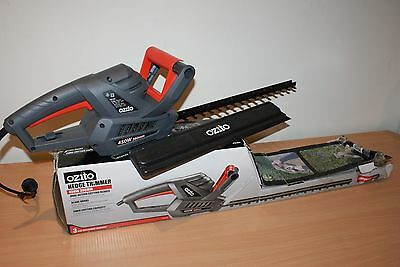 Ozito 220V Electric Hedge Trimmer 450W 14mm Cutting Length 360mm HTE360