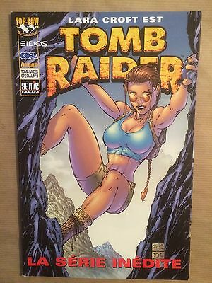 TOMB RAIDER SPECIAL - T1 : avril 2000