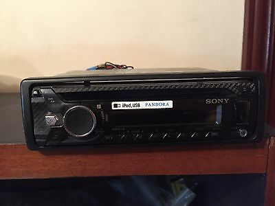 Car CD Player Unit SONY With USB