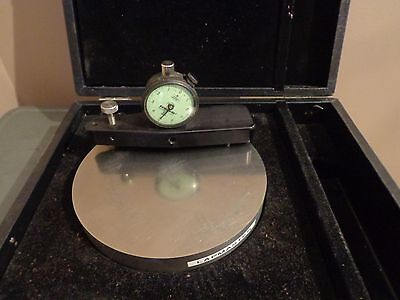 Excellent Lapmaster Lapping Machine Flatness Gage Gauge Complete in Box CC112 ?