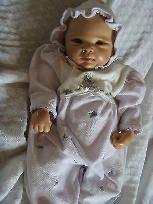 Reborn doll by Michelle Fagan