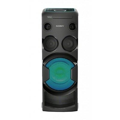 Sony Mhcv50D Cd/dvd/usb/fm, Bluetooth, Converter 44.1Khz/24Bit, Mega Bass