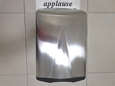 hand dryer  JD Macdonald - Applause Automatic Hand Dryer - Stainless Steel APP02