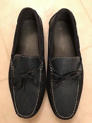 Marco Vitale Men's Moccasins Loafers Slip On Shoes Size 10.5