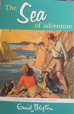 New Paperback.  Enid Blyton.  The Sea of Adventure.   Childrens Book