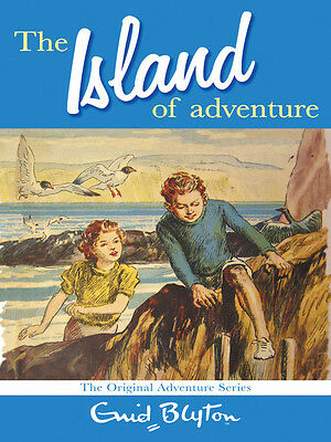 New Paperback.  Enid Blyton.  The Island of Adventure.   Childrens Book