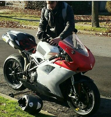 Sponsorship Ducati 848 advertising and much more