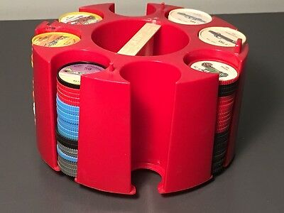 1960's Canadian Jell-O Canister With Airplane & Auto Collectors' Discs ~ Fun Lot