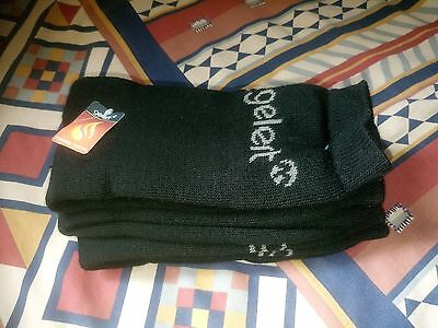 Gelert   Thermal Socks   3 Pack   Black   Size  7 - 11    With Tags    New Condi