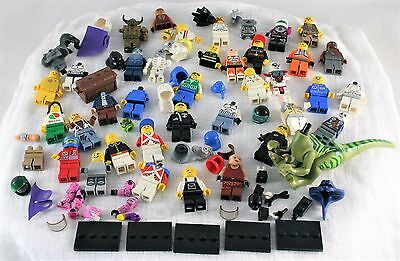 LEGO / Others Mixed Assorted Character Pieces Parts - Make own Bundle JobLot