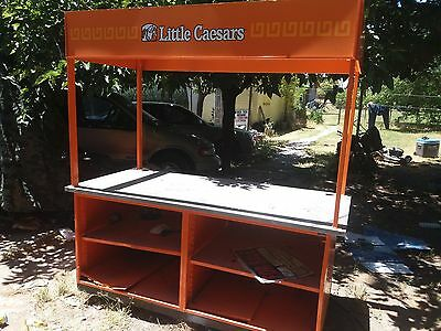 little cesar pizza stand for business