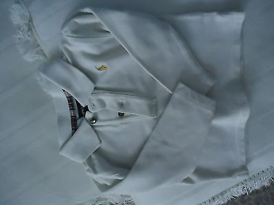 Ralph Lauren - 2 white polo shirts for 18 months old baby