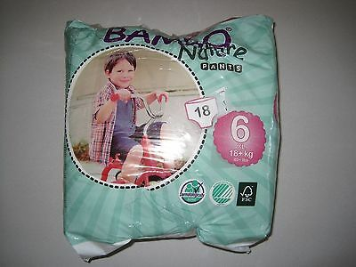 Bambo Nature Premium Baby Diapers, Training Pant - Multiple Variations