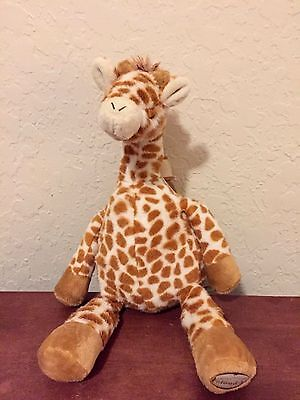 Gentle Giraffe On The Go Cloud B Plush Soothing Sounds