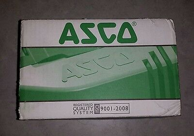 "ASCO Red-Hat 8210G100 2"" Solenoid Valve 24VDC -NIB- **FREE SHIPPING IN US**"