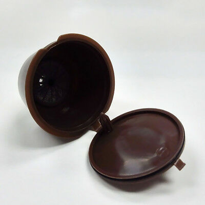1pc Exquisite Refillable Coffee Capsule Cup Reusable for Keurig K200 Machine