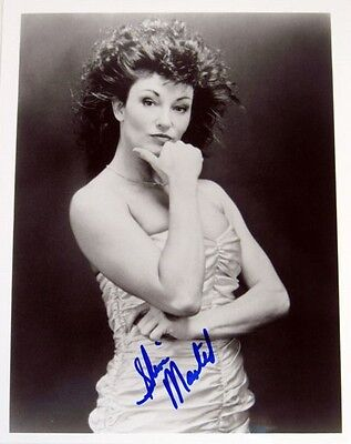 Wwe Sensational Queen Sherri Martel Hand Signed 8X10 Autographed Wwf Photo