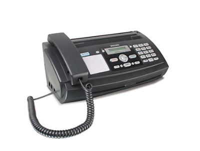 Philips Fax PPF 675 - Magic 5 Voice Plain Paper feed Telephone SMS Answering Mac