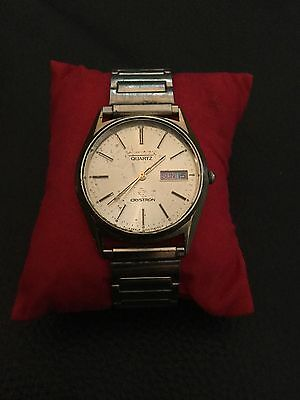 Citizen Crystron GN-7W-S Vintage Watch