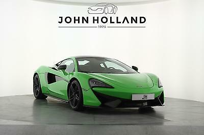 2015 McLaren 570 Left Hand Drive Unique One Off Ex Factory example with Every Co