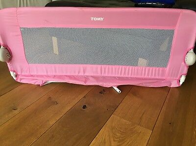 Tomy Bed Rail In Pink