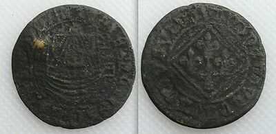 Collectable Late Medieval Jetton Token - Detecting Find