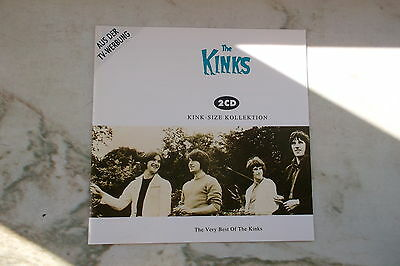 THE KINKS  -  The Very Best Of  ( 2-CD-SET )