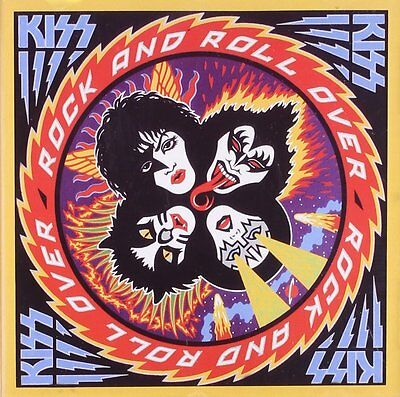 Kiss - Rock and Roll Over [Remastered] (1997)  CD  NEW/SEALED  SPEEDYPOST