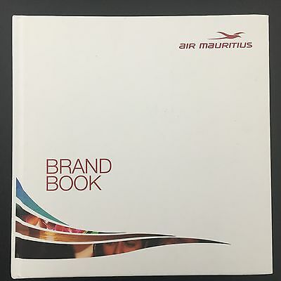 AIR MAURITIUS Airlines Brand Book Corporate Identity