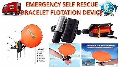 Heyong Wristband Wearable Flotation Water Safety Device Life Preserver