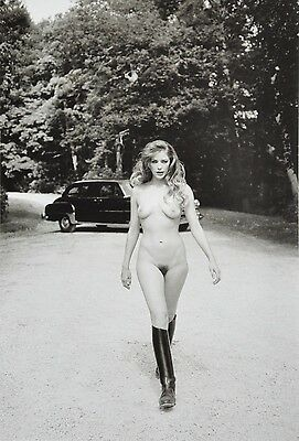 Marc Lagrange Original XXML Photo Print 50x70 Keep walking 2011 Nude Woman Girl